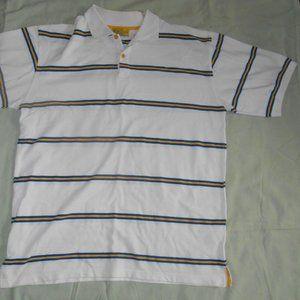 PJ Mark Big & Tall Men's Striped Polo 3XL